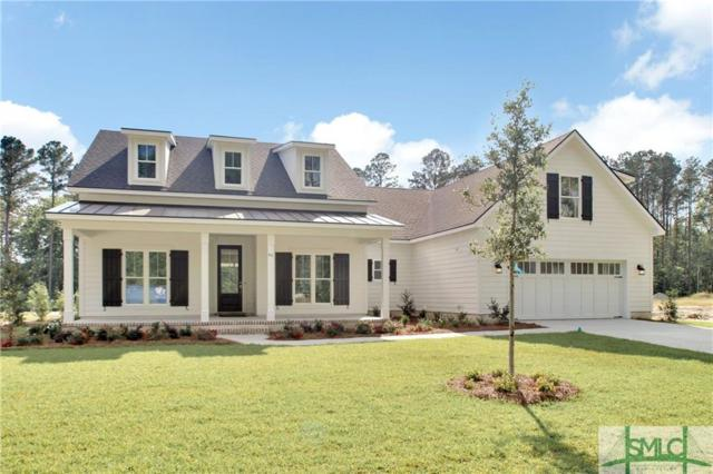 94 Silver Fox Trail, Richmond Hill, GA 31324 (MLS #202824) :: McIntosh Realty Team