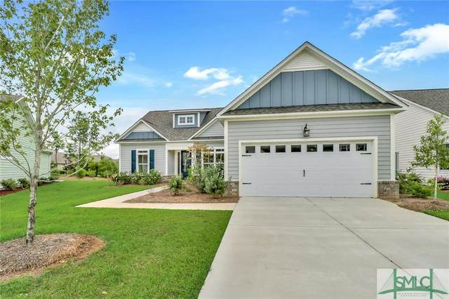 6 Catteshall Lane, Pooler, GA 31322 (MLS #203077) :: Level Ten Real Estate Group