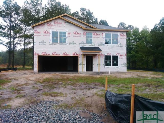 15 Blackberry Circle, Guyton, GA 31312 (MLS #203167) :: Karyn Thomas