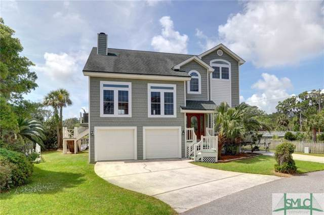 103 Picket Row, Savannah, GA 31410 (MLS #203449) :: Partin Real Estate Team at Luxe Real Estate Services