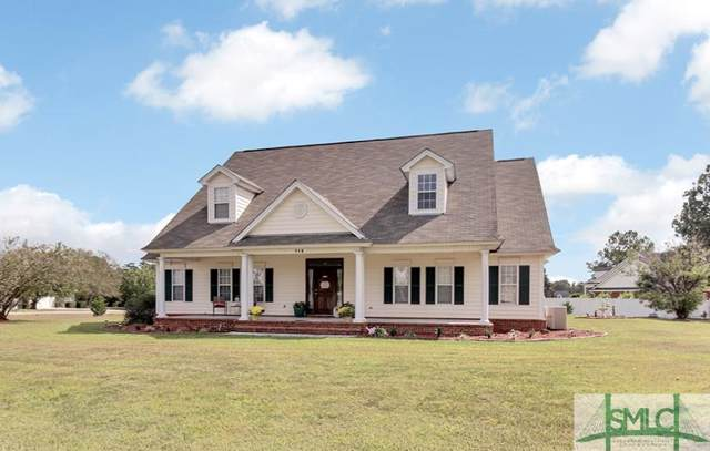 116 Lakewood Drive, Guyton, GA 31312 (MLS #204335) :: The Randy Bocook Real Estate Team