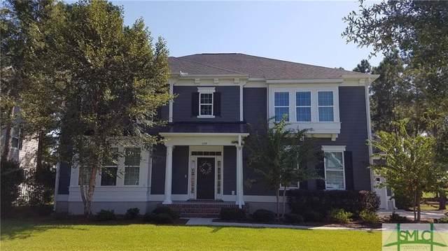 108 Sutton Lane, Pooler, GA 31322 (MLS #204357) :: Liza DiMarco