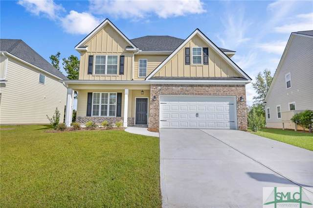 215 Beckley Drive, Richmond Hill, GA 31324 (MLS #204769) :: The Arlow Real Estate Group
