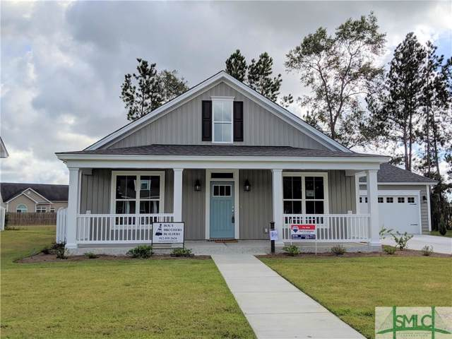 58 Harvest Moon Drive, Savannah, GA 31405 (MLS #206681) :: Liza DiMarco