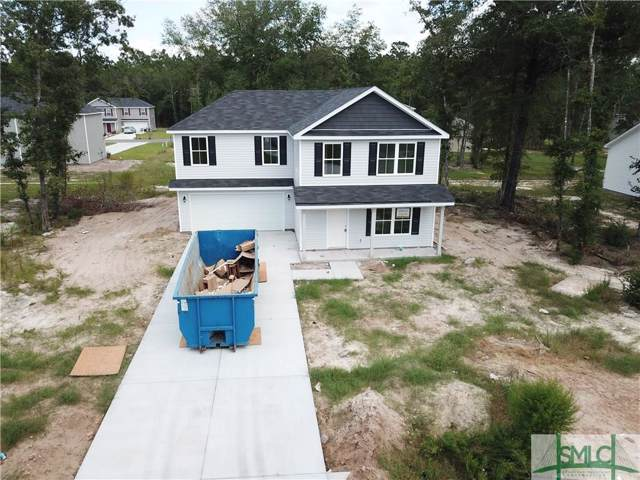 504 Sweet Cherry Lane, Springfield, GA 31329 (MLS #207145) :: Keller Williams Coastal Area Partners