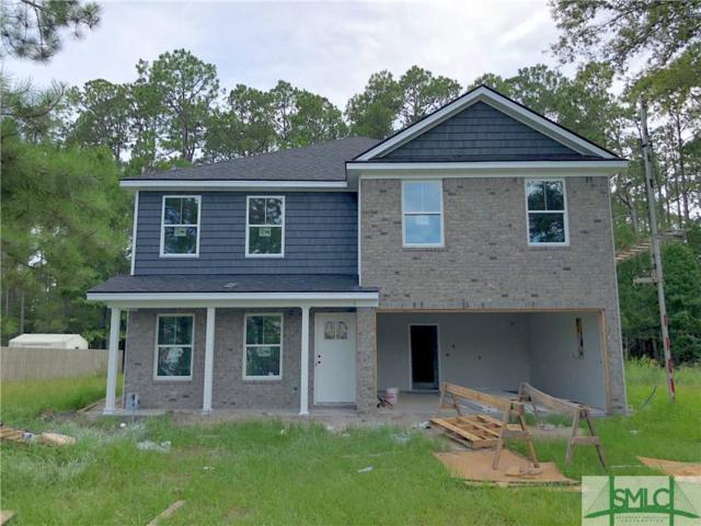 121 Meadowlands Drive, Rincon, GA 31326 (MLS #207182) :: McIntosh Realty Team