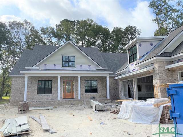 114 Kent Trail, Pooler, GA 31322 (MLS #207304) :: The Arlow Real Estate Group