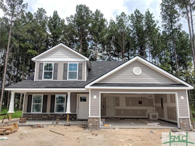 35 Frank Edwards Road, Ellabell, GA 31308 (MLS #208361) :: The Randy Bocook Real Estate Team
