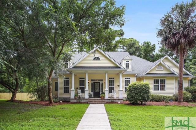 114 Marsh Side Drive, Savannah, GA 31410 (MLS #208433) :: McIntosh Realty Team