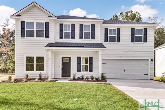 52 Brennan Drive, Richmond Hill, GA 31324 (MLS #208936) :: RE/MAX All American Realty