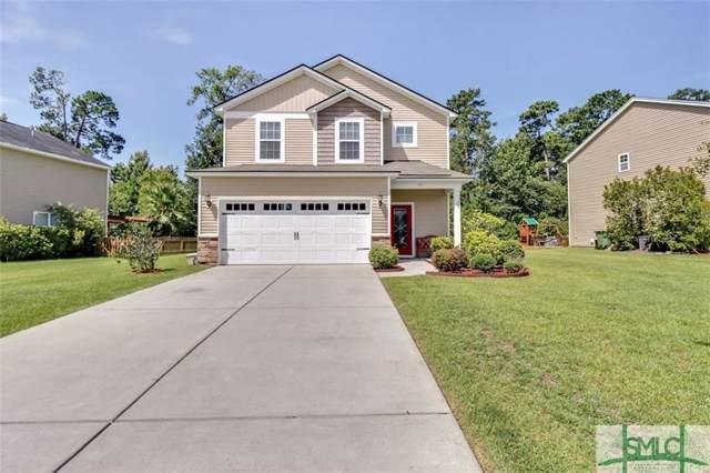 44 Hamilton Grove Drive, Pooler, GA 31322 (MLS #209364) :: Keller Williams Coastal Area Partners