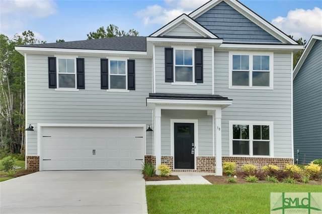 38 Brennan Drive, Richmond Hill, GA 31324 (MLS #209372) :: Teresa Cowart Team