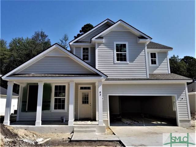 83 Beecher Drive, Richmond Hill, GA 31324 (MLS #209380) :: Liza DiMarco