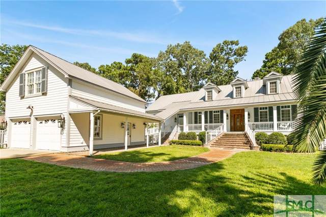 625 Strathy Hall Drive, Richmond Hill, GA 31324 (MLS #209763) :: The Randy Bocook Real Estate Team