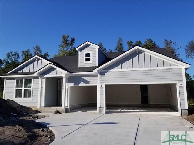 161 Beecher Drive, Richmond Hill, GA 31324 (MLS #209848) :: Keller Williams Coastal Area Partners