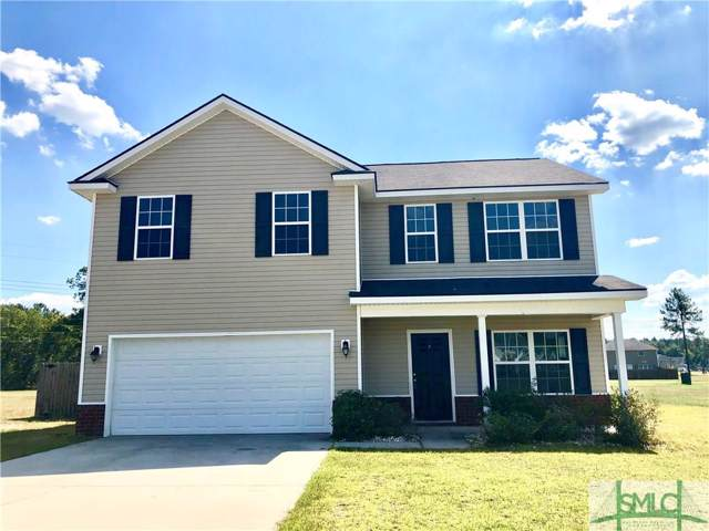 18 NE Clydesdale Court, Ludowici, GA 31316 (MLS #210329) :: McIntosh Realty Team