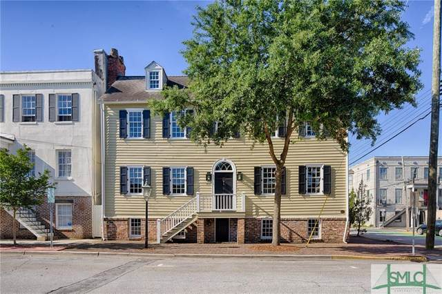 503 E President Street, Savannah, GA 31401 (MLS #210696) :: The Arlow Real Estate Group