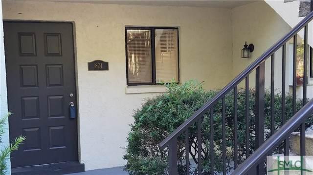 12510 White Bluff Road #801, Savannah, GA 31419 (MLS #210748) :: RE/MAX All American Realty