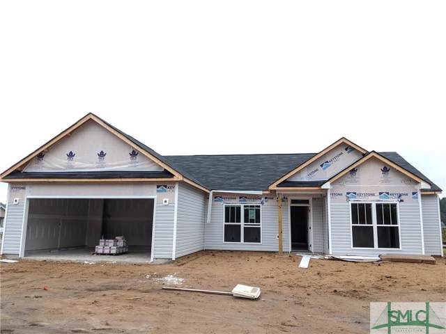 224 Timberlake Drive, Guyton, GA 31312 (MLS #210996) :: The Randy Bocook Real Estate Team