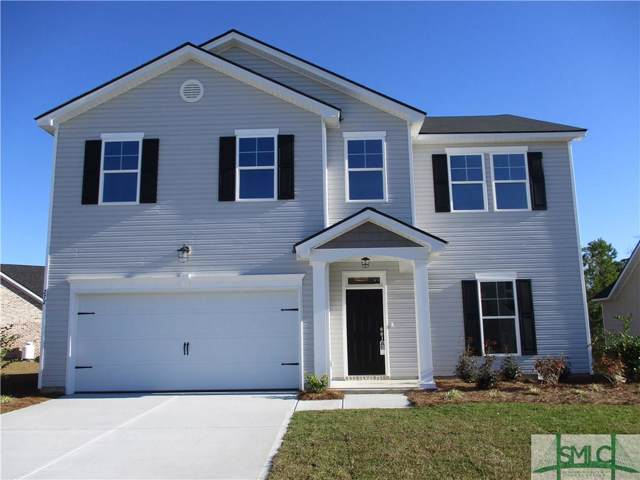 272 Harmony Boulevard, Pooler, GA 31322 (MLS #211013) :: The Arlow Real Estate Group