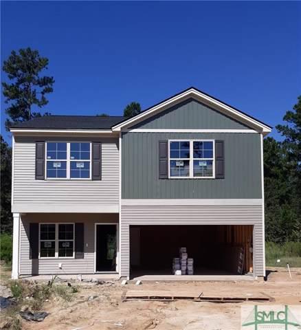619 Majestic Drive, Guyton, GA 31312 (MLS #211519) :: Keller Williams Coastal Area Partners