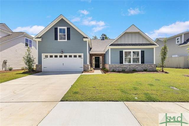 122 Oakdene Road, Pooler, GA 31322 (MLS #213062) :: Level Ten Real Estate Group