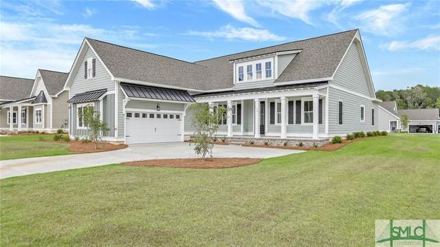 114 Bramswell Road, Pooler, GA 31322 (MLS #213066) :: Keller Williams Coastal Area Partners