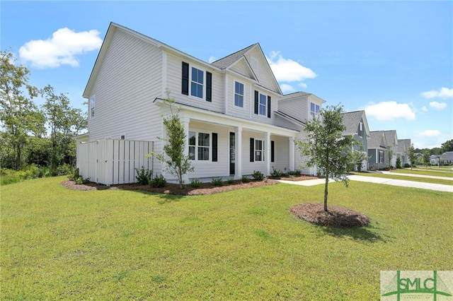 124 Oakdene Road, Pooler, GA 31322 (MLS #213067) :: Level Ten Real Estate Group