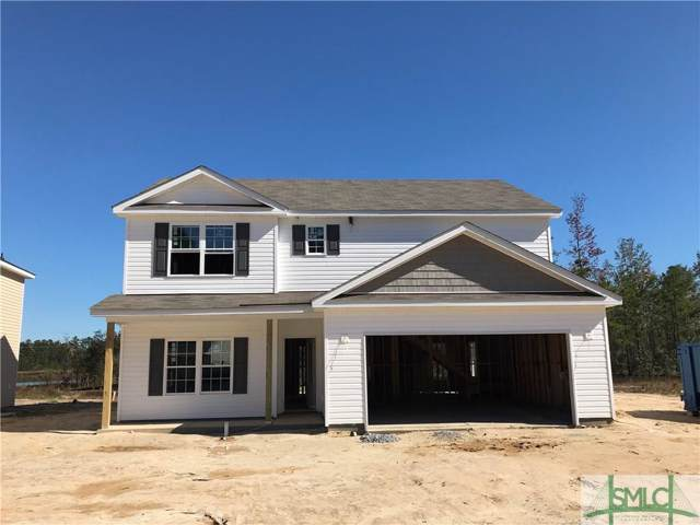 354 Coconut Drive, Bloomingdale, GA 31302 (MLS #214972) :: Keller Williams Coastal Area Partners