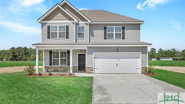 2 Sweet Berry Court, Guyton, GA 31312 (MLS #215356) :: Heather Murphy Real Estate Group