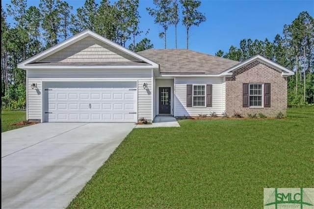 110 William Way, Springfield, GA 31329 (MLS #216553) :: Heather Murphy Real Estate Group