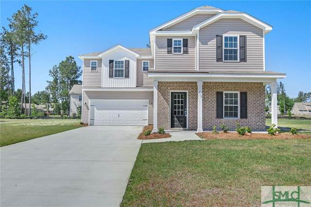 112 William Way, Springfield, GA 31329 (MLS #216557) :: Heather Murphy Real Estate Group