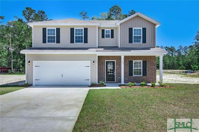 127 William Way, Springfield, GA 31329 (MLS #216562) :: Heather Murphy Real Estate Group