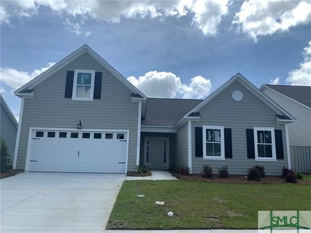 120 Oakdene Road, Pooler, GA 31322 (MLS #216582) :: The Arlow Real Estate Group
