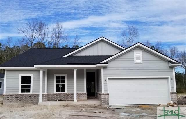 123 Beecher Drive, Richmond Hill, GA 31324 (MLS #216801) :: Bocook Realty