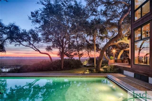40 Modena Island Drive, Savannah, GA 31411 (MLS #217390) :: Liza DiMarco