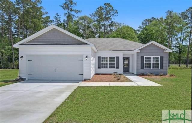 129 William Way, Springfield, GA 31329 (MLS #218129) :: Heather Murphy Real Estate Group