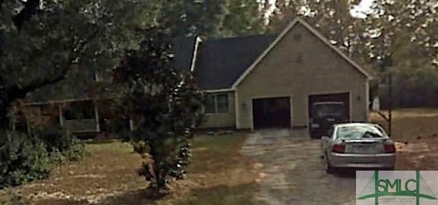 42 Perry Road, Bloomingdale, GA 31302 (MLS #219298) :: Keller Williams Coastal Area Partners