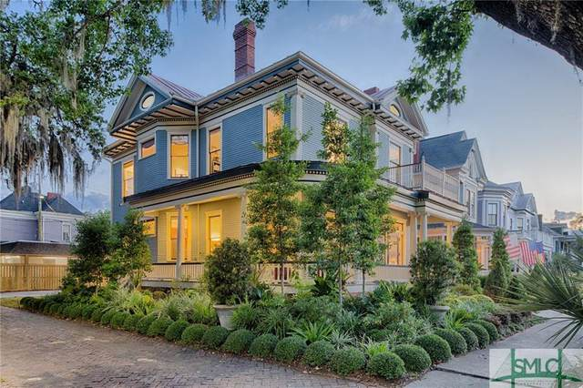 121 E 36th Street, Savannah, GA 31401 (MLS #219501) :: Heather Murphy Real Estate Group