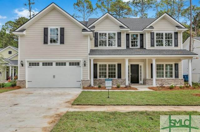 52 Washington Way, Richmond Hill, GA 31324 (MLS #220034) :: Level Ten Real Estate Group