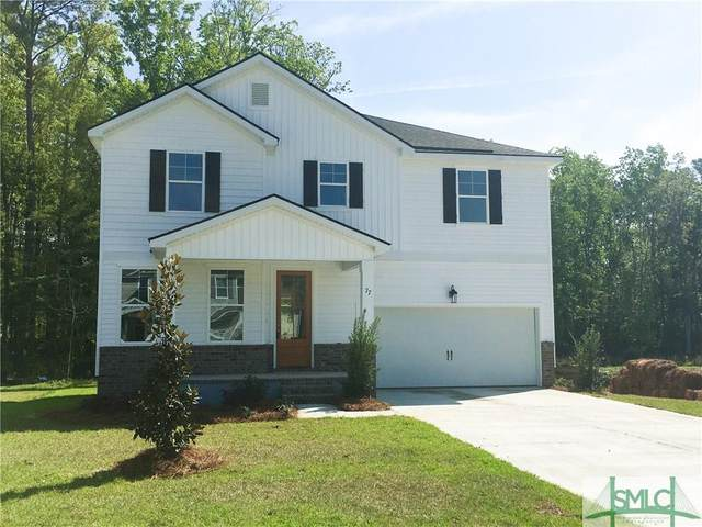 77 N Whitaker Way N, Richmond Hill, GA 31324 (MLS #220167) :: Bocook Realty