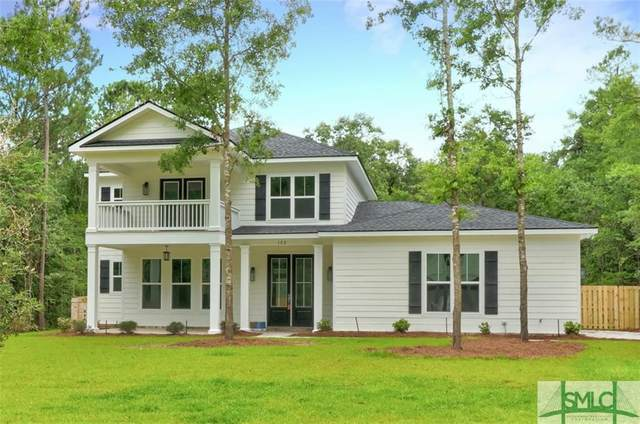211 Dean Drive, Guyton, GA 31312 (MLS #220275) :: Coastal Savannah Homes