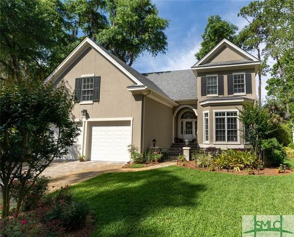 14 Ardsley Court, Savannah, GA 31411 (MLS #220960) :: The Arlow Real Estate Group