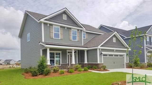 21 Brookhaven Drive, Savannah, GA 31407 (MLS #221134) :: The Sheila Doney Team