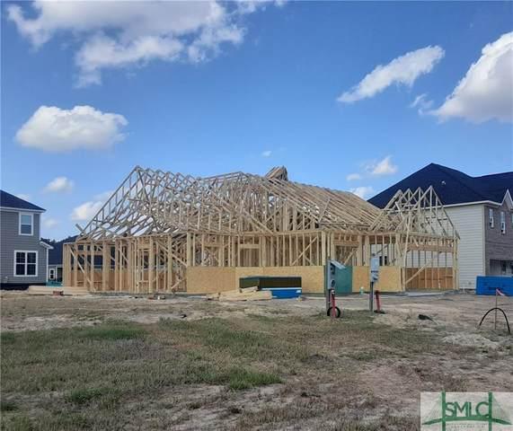 205 Mcqueen Drive, Pooler, GA 31322 (MLS #221282) :: Heather Murphy Real Estate Group