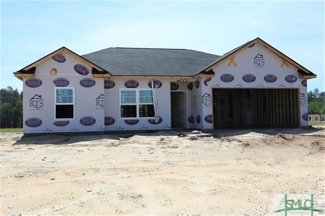 100 Labrador Lane NE, Ludowici, GA 31316 (MLS #222476) :: Heather Murphy Real Estate Group