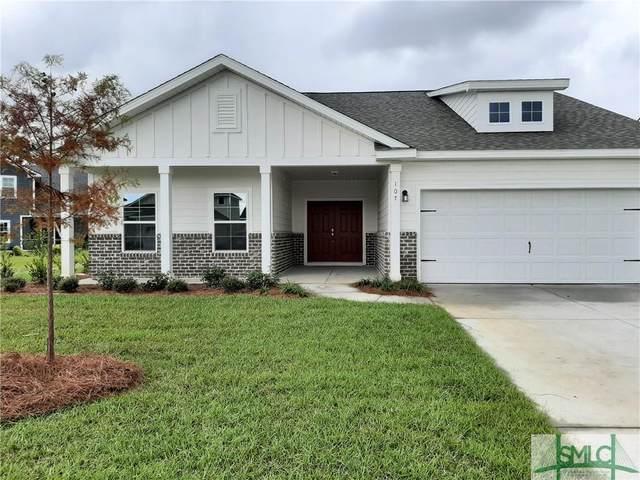 107 Merribee Lane, Pooler, GA 31322 (MLS #223729) :: Keller Williams Coastal Area Partners