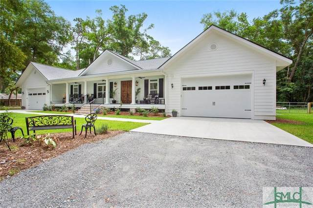 123 Todd Street, Savannah, GA 31410 (MLS #224183) :: Heather Murphy Real Estate Group