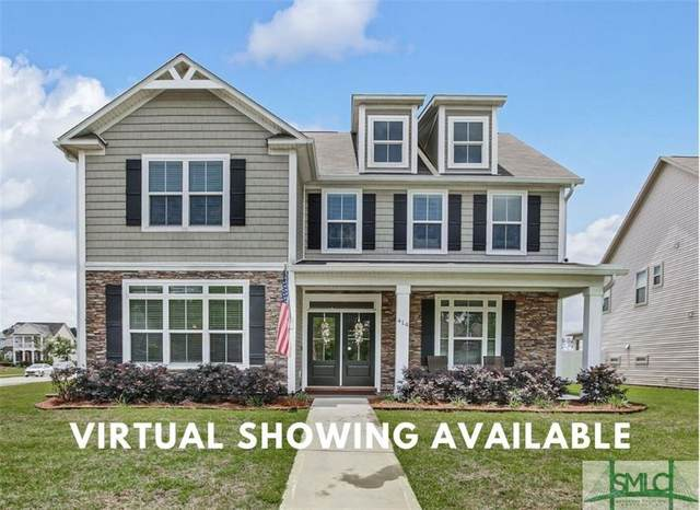 414 Lakeside Boulevard, Port Wentworth, GA 31407 (MLS #224650) :: Bocook Realty