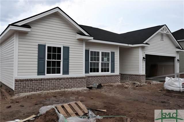 33 Morningside Drive, Hinesville, GA 31301 (MLS #224656) :: The Arlow Real Estate Group